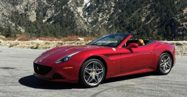 2017 Ferrari California Versatile and Exciting