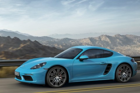 2018 Porsche 718 Cayman Value-Oriented Porsche Fun