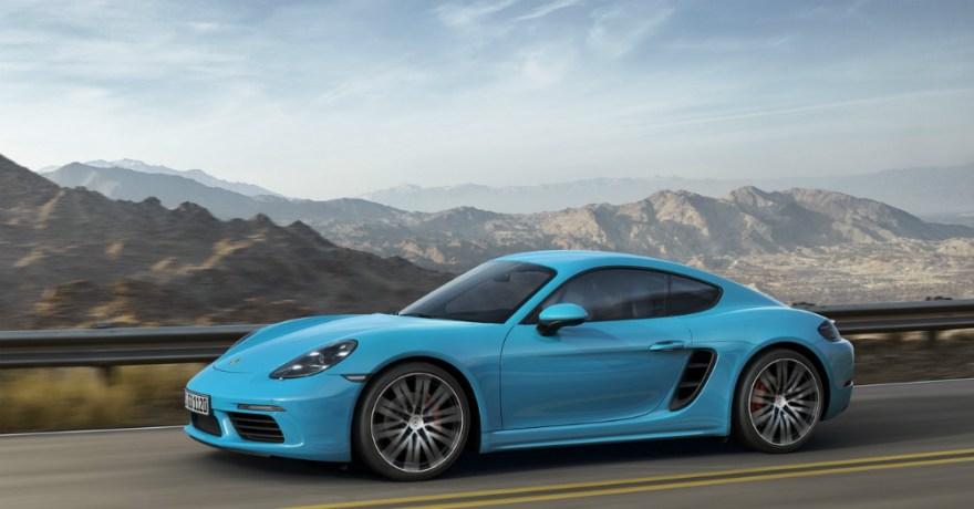 2018 Porsche 718 Cayman Value-Oriented Porsche Fun
