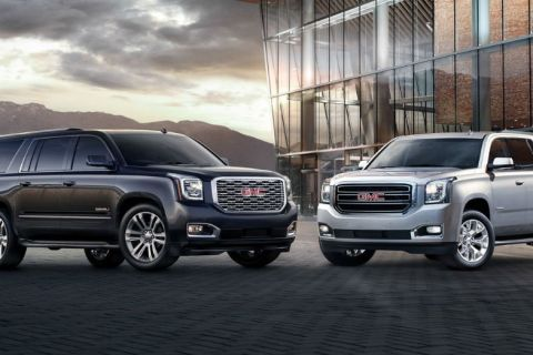 Ready for a new Vehicle? Think GM.