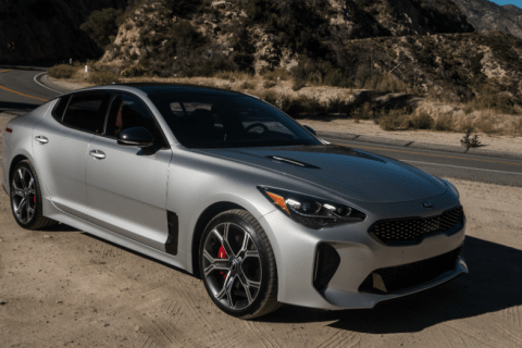 The Kia Stinger Gives You More