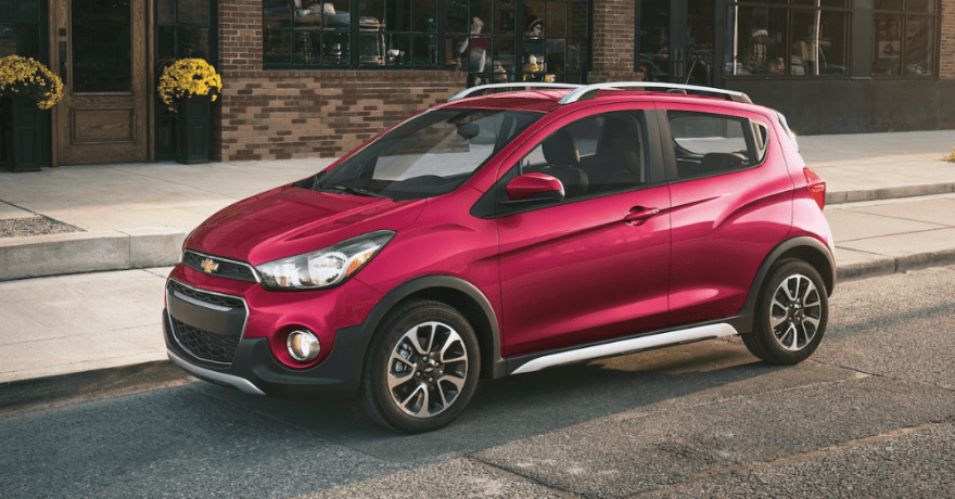 2019 Chevrolet Spark The Minicar that Makes Sense