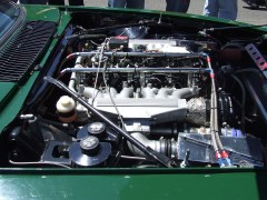 Jaguar XJ-S V12 engine