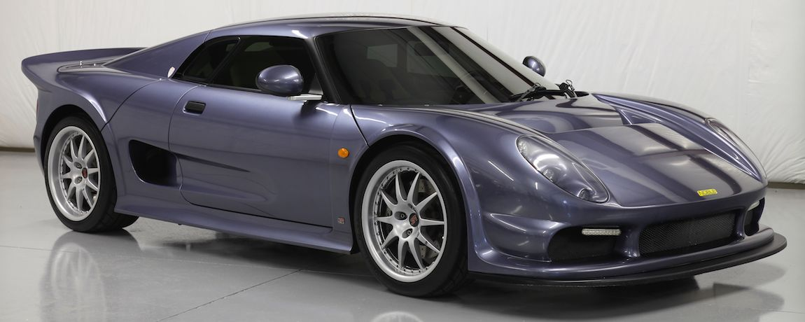 2004 Noble M12 GTO-3R - Front Photo