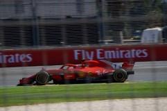 Kimi Raikkonen Australian Grand Prix 2018