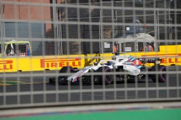 Lance Stroll Australian Grand Prix 2018