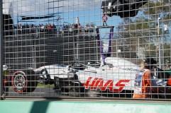 Romain Grosjean Australian Grand Prix 2018