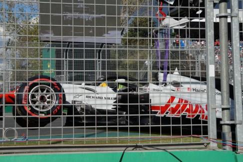Haas Australian Grand Prix 2018