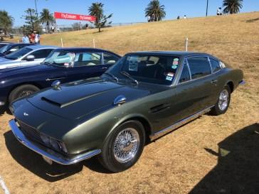 James Bond Aston