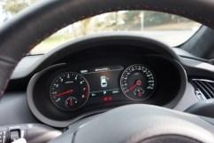 Kia Stinger GT Dials