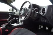 Toyota 86 GTS Interior