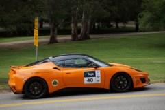 Lotus Evora Targa High Country 2018