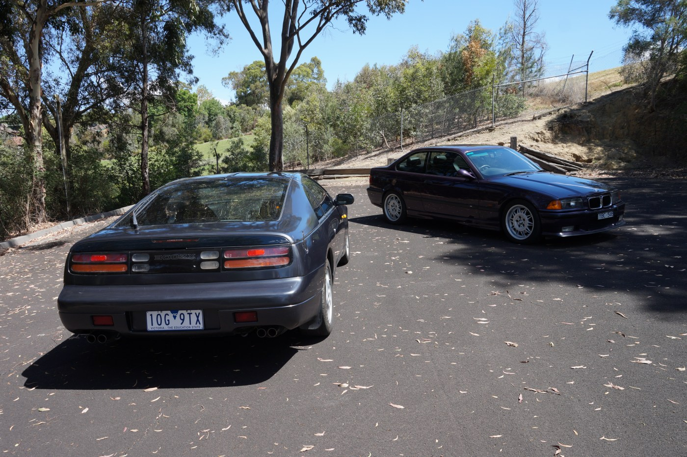 BMW M3 E36 and Nissan 300ZX Z32 Comparison - Automotive Torque