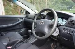 2005 Toyota Corolla Ascent Seca
