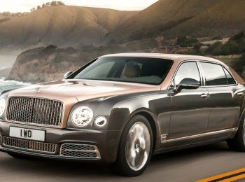 2017 Bentley Mulsanne Perfect in Every Way