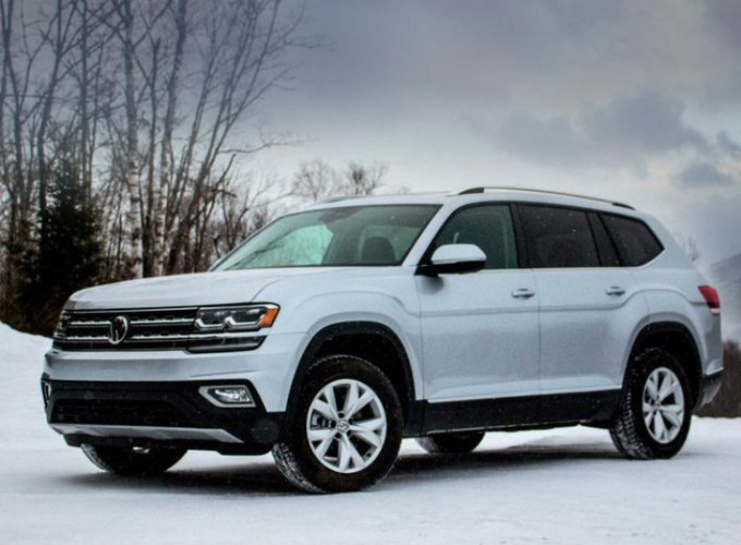 Feel Safe in the Volkswagen Atlas