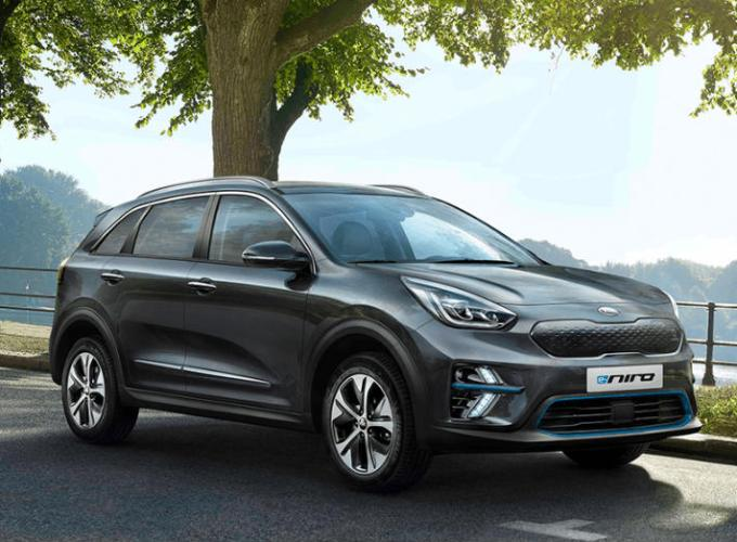 Are You Ready for the Electric Kia e-Niro