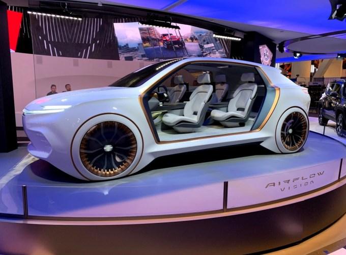 Chrysler Airflow Vision