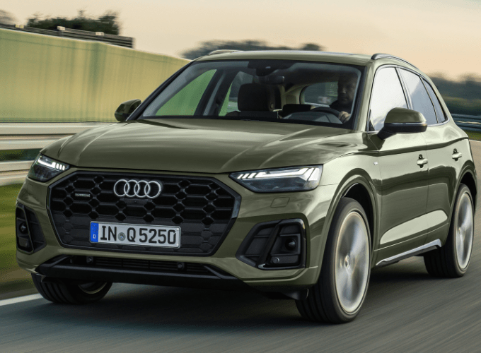 The Audi Q5 is the Luxury SUV You Want to Drive