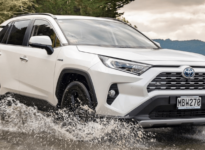 The Toyota RAV4 is a Solid Choice in the Compact Class
