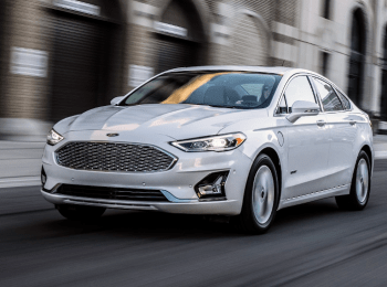 2020 Ford Fusion: Midsize Quality for Your Drive