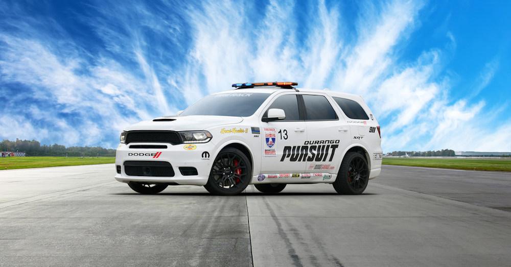 Dodge Durango R/T Pursuit
