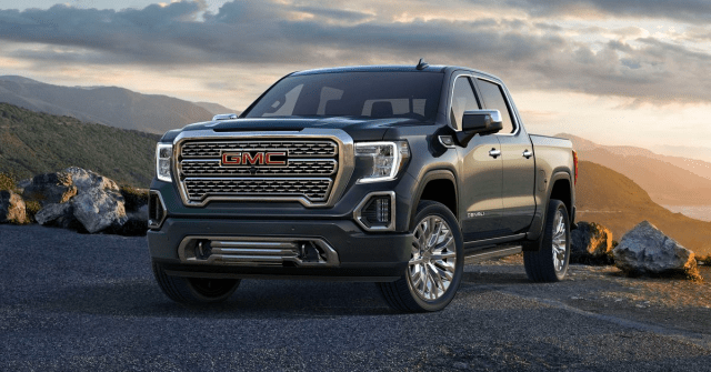 Find the Right Version of the GMC Sierra 1500 Today