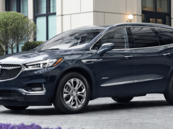2020 Buick Enclave Offers You the Middle Ground