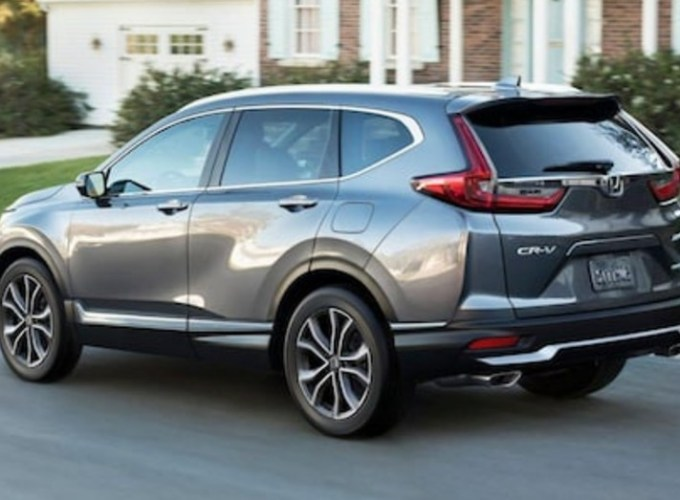 2021 Honda CR-V vs. the Toyota RAV4