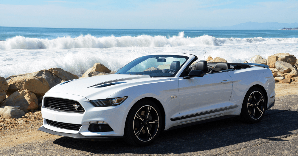 Ford Mustang GT Convertible: The Perfect Car for Great Weather