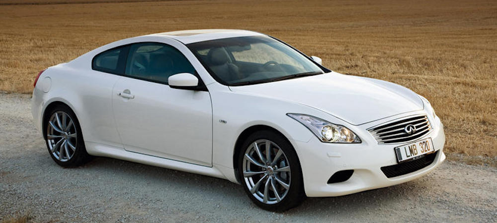 2013 Infiniti G Coupe Certified Used Cars