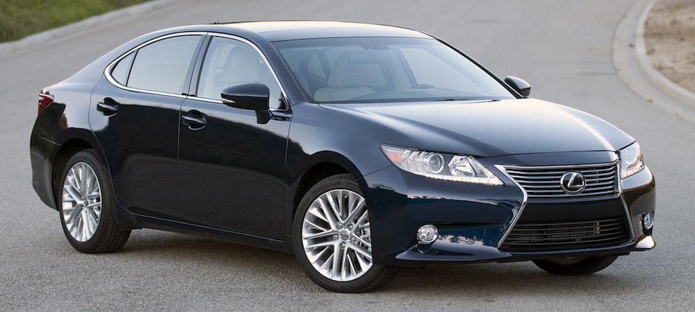 2013 Lexus ES Certified Used Cars