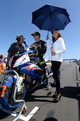 Buon esordio per il BMW Motorrad Italia Superbike Team nel primo round del mondiale Superbike a Phillip Island