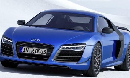 Anteprima mondiale al Consumer Electronics Show 2014 di Las Vegas: la Audi Sport quattro laserlight concept