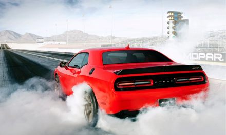 Dodge Challenger 2015 SRT la Muscle Car più potente di sempre!