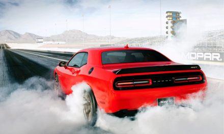 Dodge Challenger 2015 SRT la Muscle Car più potente di sempre!