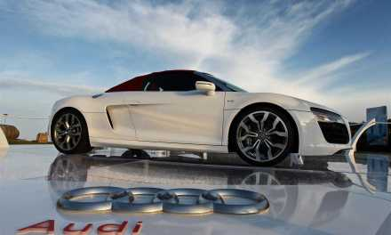 Presentata la nuova Audi TT a Casa Milan