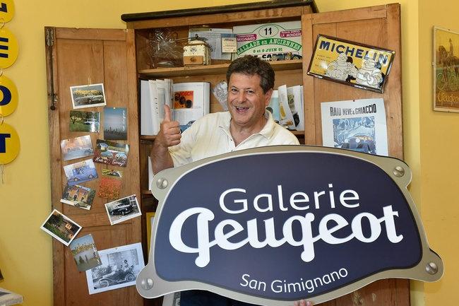 La Galerie Peugeot: eleganza e storia al museo di auto storiche