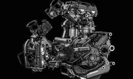Ducati presenta nuovo motore Testastretta DVT