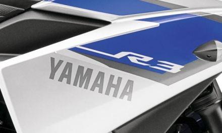 Nuova YAMAHA YZF-R3 PURO DNA RACING.