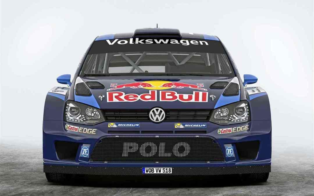 TRIS, presentazione, debutto e Vittoria!!! della Volkswagen Polo R WRC