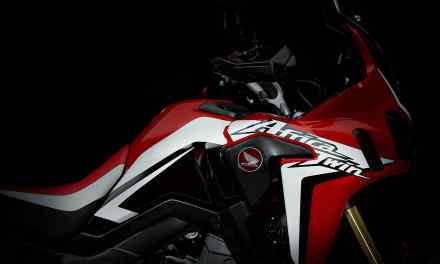 La Honda Africa Twin is back!
