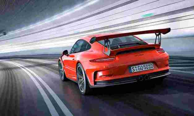 PORSCHE: DNA RACING con App Track Precision.