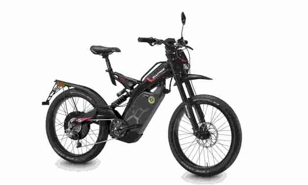 BULTACO IS BACK!  CON BRINCO!