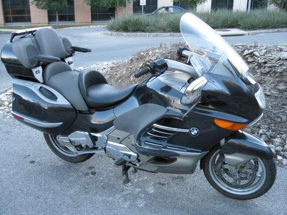 2005 bmw k1200lt review