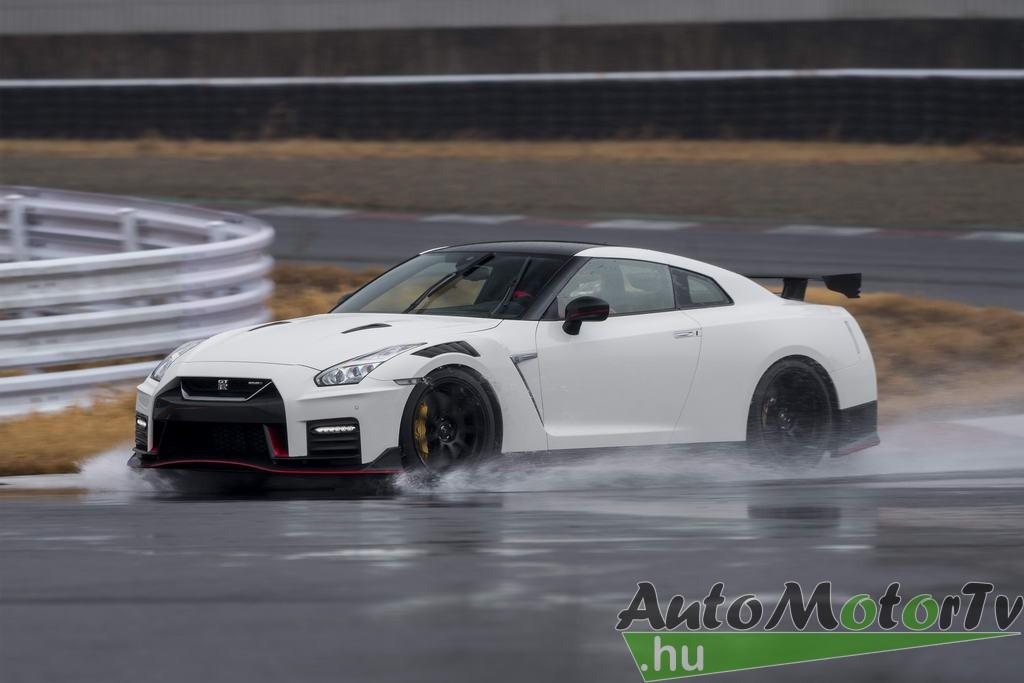 2020, GT-R, Nissan, NISMO, AutoMotorTv