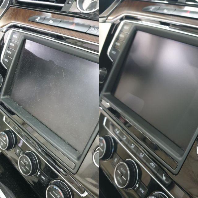 jak-vycistit-interier-auta-stredovy-panel-navigace