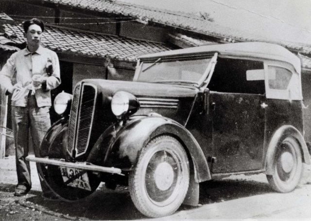 První prototyp automobilu Suzuki proto spatřil světlo světa již v roce 1937