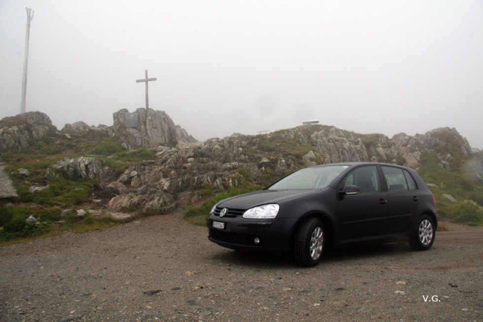 VW Golf TDi 4х4