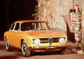 Alfa Romeo Giulia Coupe 1300 GT Junior (1966)